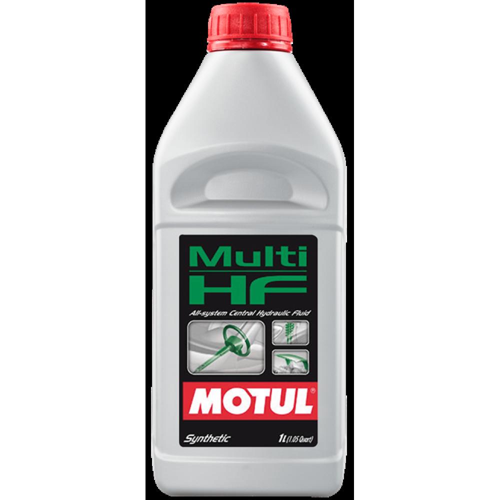 Жидкость ГУР MOTUL Multi HF, 1л