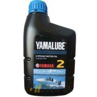 Моторное масло Yamaha YAMALUBE 2 Stroke Motor Oil, 1л