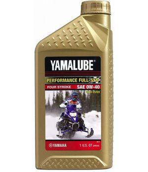 Моторное масло YAMAHA Yamalube 0W-40, 0,946л