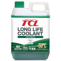 Антифриз TCL Long Life Coolant GREEN -50°C, 2л