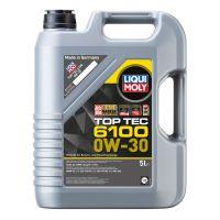 Моторное масло LIQUI MOLY НС Top Tec 6100 0W-30, 5л