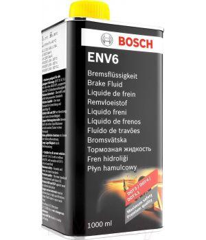 Жидкость тормозная BOSCH ENV6, 1л