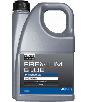 Моторное масло Polaris Premium Blue, 4л