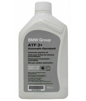 Трансмиссионное масло BMW ATF 3+ Automatik-Getriebeol, 1л
