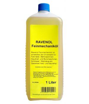 Масло для швейн.машин и технолог.обор RAVENOL Feinmechanikoel, 1л