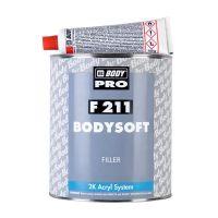 Полиэфирная шпаклевка BODY BodySoft 211, 1кг