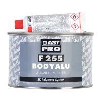 Алюминевая  шпатлевка BODY BodyAlu 255 2К, 1кг