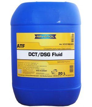 Трансмиссионное масло RAVENOL DCT/DSG Getriebe Fluid (20л) new