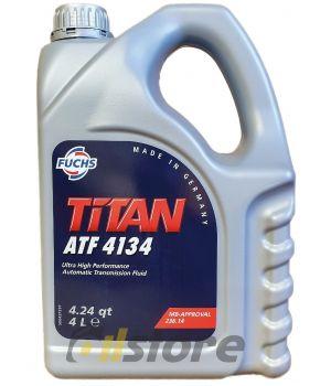 Трансмиссионное масло FUCHS Titan ATF 4134, 4л