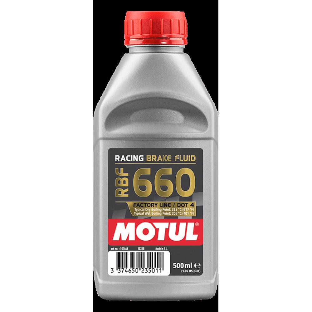 Тормозная жидкость MOTUL RBF 660 Factory Line, 0.5л