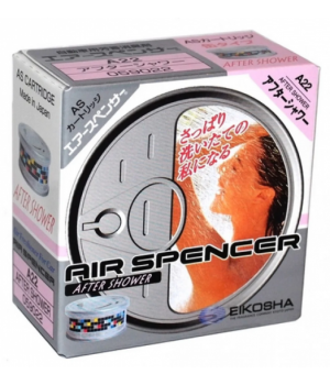 Ароматизатор меловой Eikosha Air Spencer - After Shower