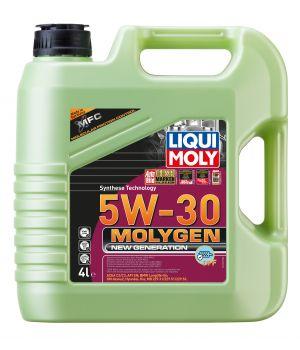 Моторное масло LIQUI MOLY НС Molygen New Generation DPF 5W-30, 4л