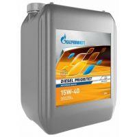 Моторное масло Gazpromneft Diesel Prioritet 15W-40, 20л