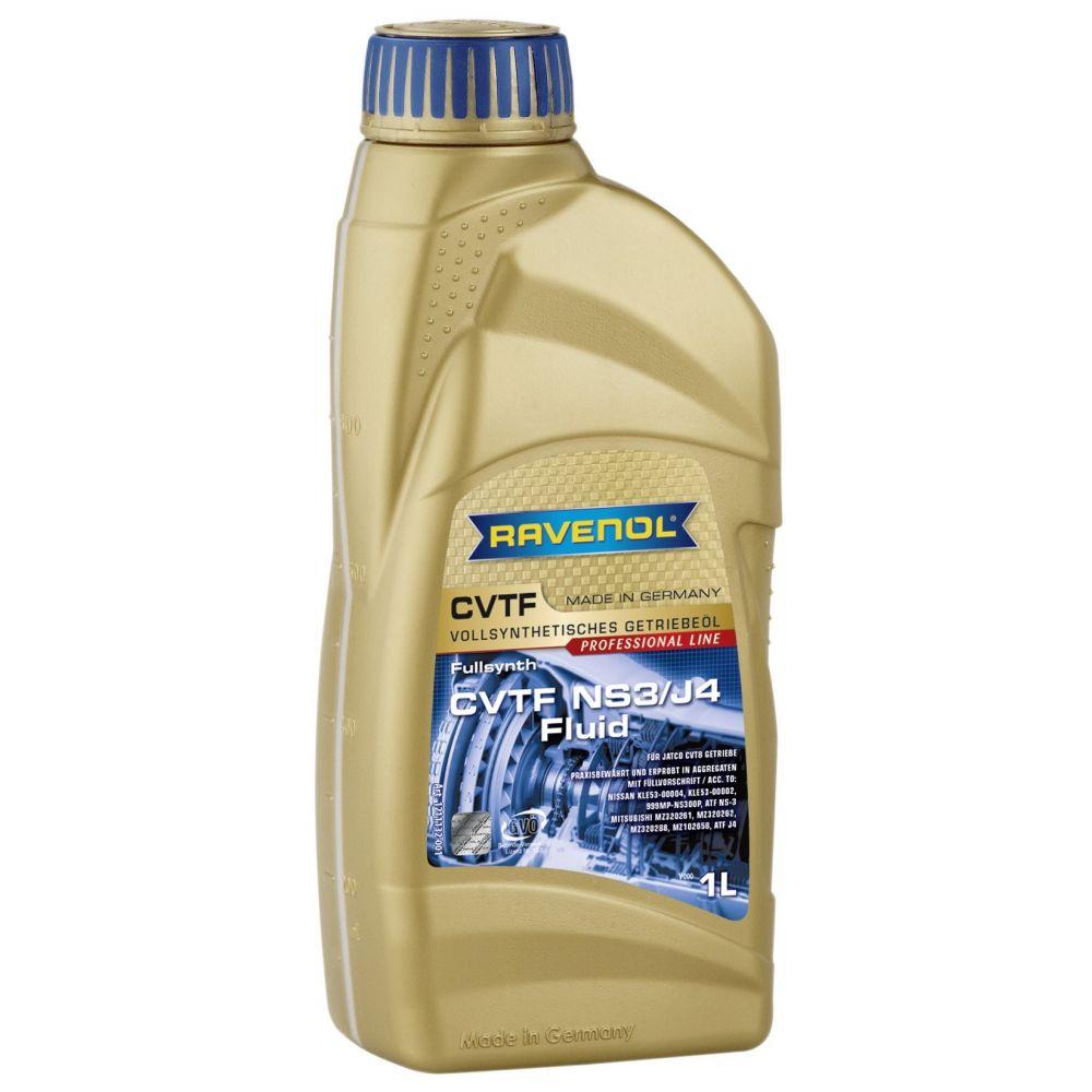 Трансмиссионное масло RAVENOL CVTF NS3/J4 Fluid (1л) new