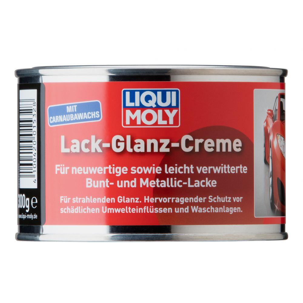 Полироль для глянцевых поверхностей LIQUI MOLY Lack-Glanz-Creme, 0,3л