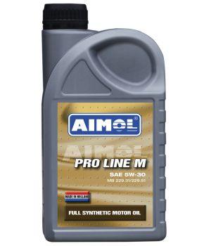 Моторное масло AIMOL Pro Line M 5W-30, 1л