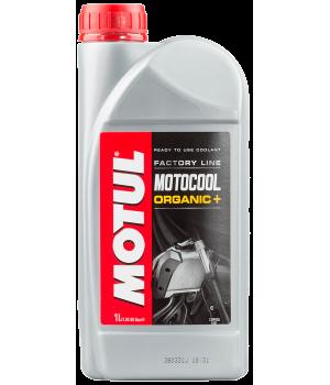 Антифриз готовый красный MOTUL Motocool Factory Line, 1л