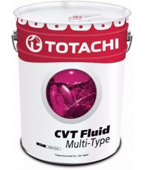 Трансмиссионное масло TOTACHI ATF CVT Multi-Type, 20л