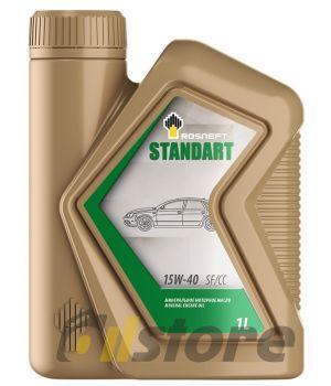Моторное масло Роснефть Standart 15W-40, 1л
