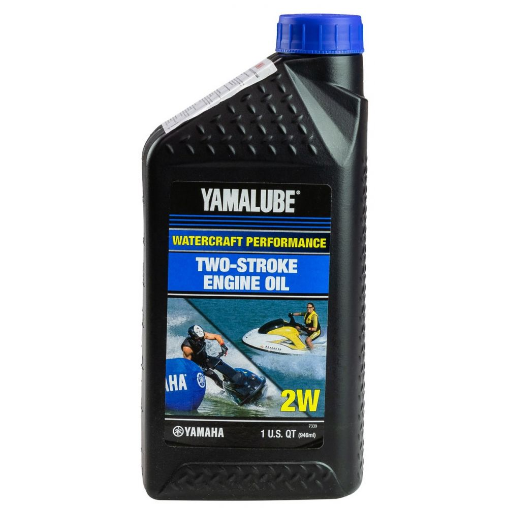 Моторное масло YAMAHA Yamalube Watercraft 2W 2T, 0,946л