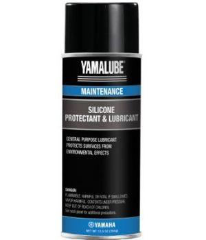 Смазка силиконовая Yamaha YAMALUBE Silicone Spray Protectant & Lubricant, 354гр