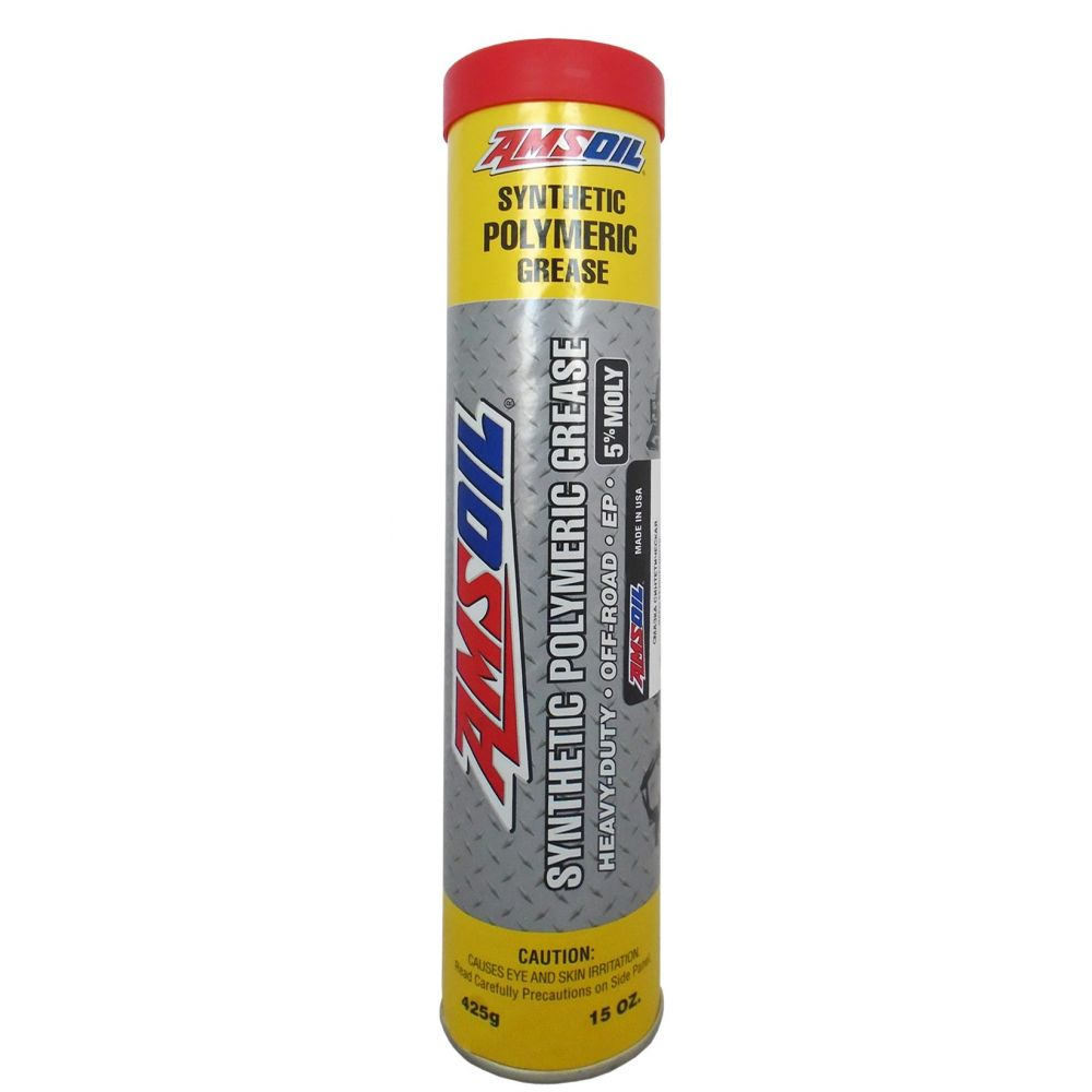 Смазка AMSOIL Synthetic Polymeric Off-Road Grease NLGI2, 425гр