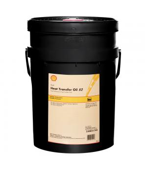 Индустриальное масло Shell Heat Transfer Oil S2, 20л
