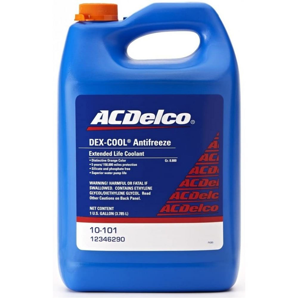Антифриз AC DELCO Dex-Cool Extended Life, 3.785л
