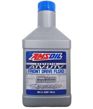 Трансмиссионное масло AMSOIL Synthetic ATV/UTV Front Drive Fluid, 0,946 л.