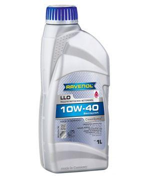 Моторное масло RAVENOL LLO SAE 10W-40 ( 1л) new