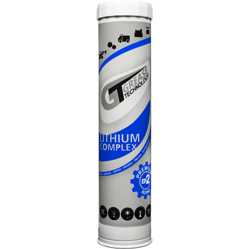 Смазка синяя GT OIL GT Lithium Complex Grease HT, 400г