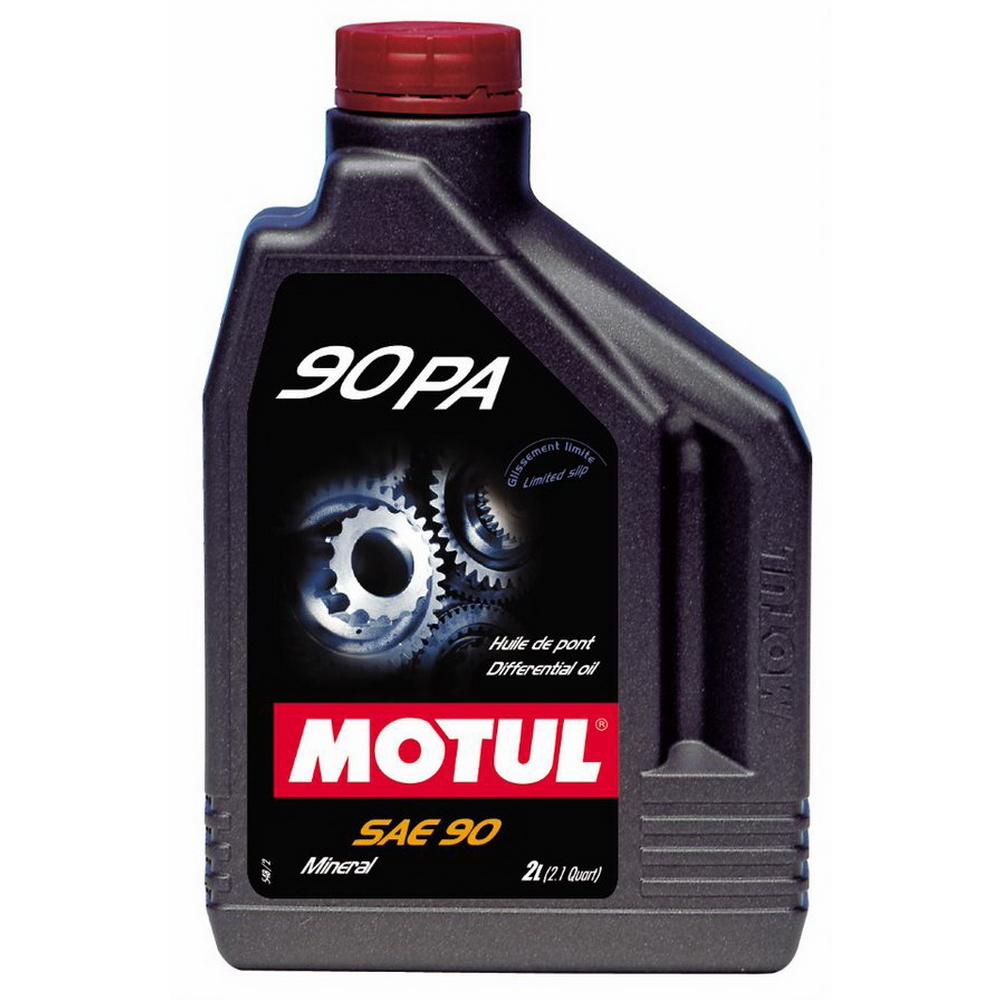 Трансмиссионное масло Motul 90 PA SAE 90, 2л