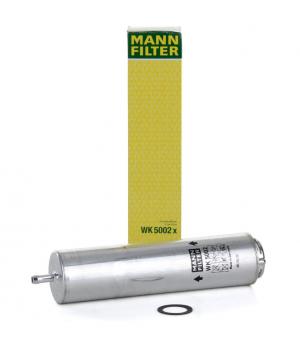 Топливный фильтр MANN-FILTER WK 5002X