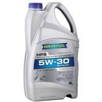 Моторное масло RAVENOL HPS SAE 5W-30 ( 4л) new