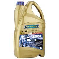 Трансмиссионное масло RAVENOL ATF J2/S ( 4л) new