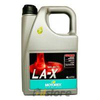 Моторное масло MOTOREX SELECT LA-X 5W-30, 4л