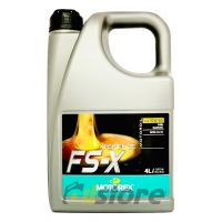 Моторное масло MOTOREX XPERIENCE FS-X 10W-60, 4л
