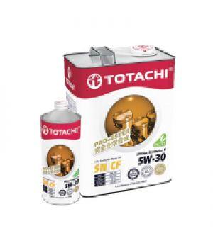 Моторное масло TOTACHI Ultima Ecodrive F 5W-30, «5 по цене 4л»