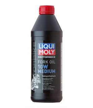 Масло для вилок и амортизаторов LIQUI MOLY Motorbike Fork Oil Medium 10W, 1л