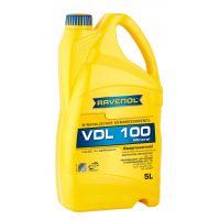 Компрессорное масло RAVENOL Kompressorenoel VDL 100 (5л) new