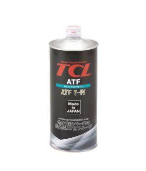 Трансмиссионное масло TCL ATF TYPE T-IV, 1л