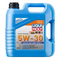 Моторное масло LIQUI MOLY НС Leichtlauf High Tech LL 5W-30, 4л