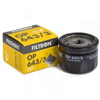 Масляный фильтр Filtron OP 643/3
