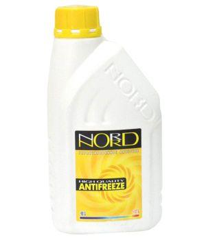Антифриз готовый NORD желтый, 1кг