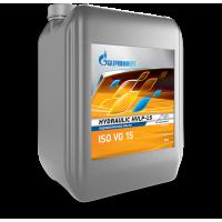 Гидравлическое масло Gazpromneft Hydraulic HVLP-15, 20 л.