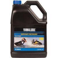 Моторное масло YAMAHA Yamalube 2W Watercraft, 3,784 л.