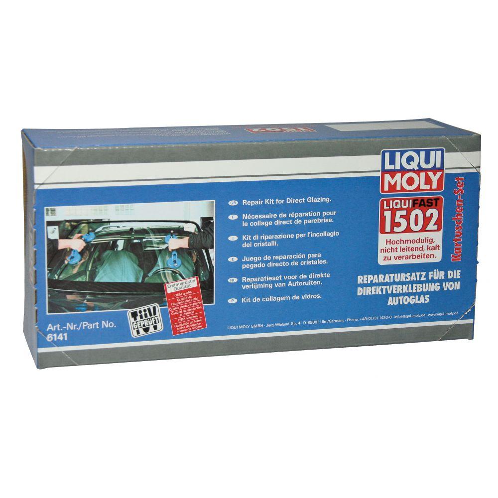 Набор для вклейки стекол (высокомодульный) LIQUI MOLY Liquifast 1502