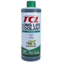 Антифриз TCL Long Life Coolant GREEN -40°C, 1л