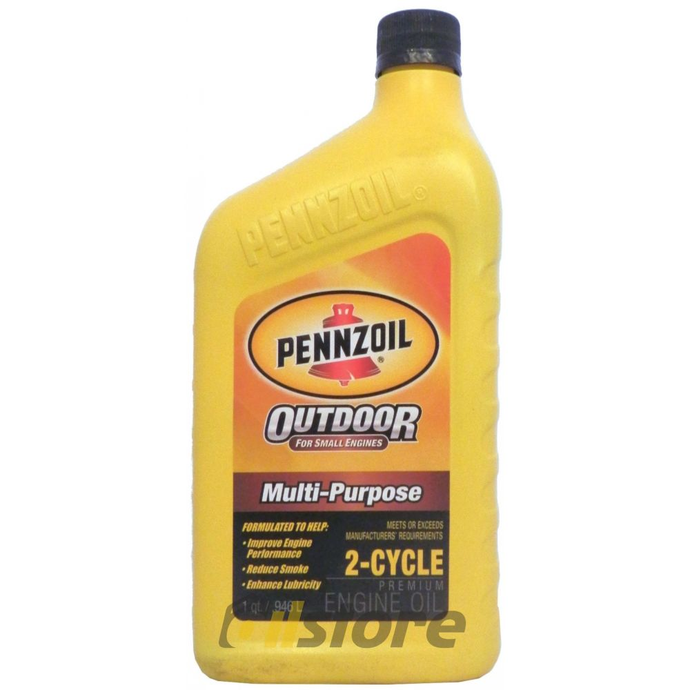 Моторное масло PENNZOIL Outdoor & Multi-Purpose 2-Cycle, 0,946л