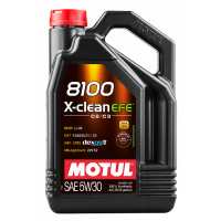 Моторное масло Motul 8100 X-clean EFE 5W-30, 4л